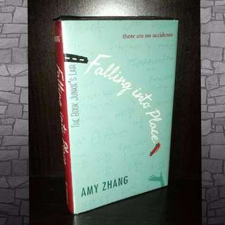 Falling into Place by Amy Zhang [Hardcover Book]