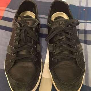 93902382db7b Original Lacoste Black Shoes