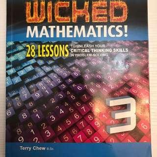 Wicked mathematics Primary 3