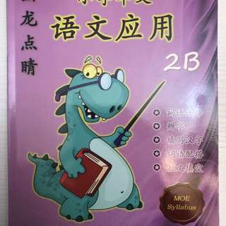 Primary 2 B Chinese Supplementary Book 画龙点睛2年级