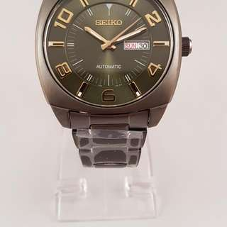 Brand New SEIKO SNKN35K1 Classic Vintage Look Calibre 7S26 Automatic Watch