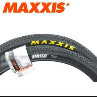 🆕! 2 X Maxxis 26 X 2.1 Pace Tyres (2 Pieces) 1 PAIR