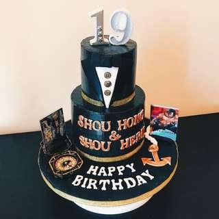 Cake, Birthday Cakes