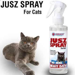 Just Spray For Cat