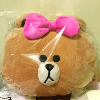 Line Friends 28cm Choco 咕𠱸