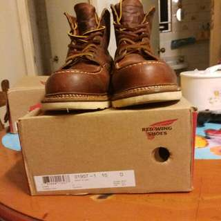 Red wing 19o7