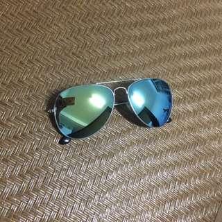 #太陽眼鏡出清 雷朋太陽眼鏡 反光款