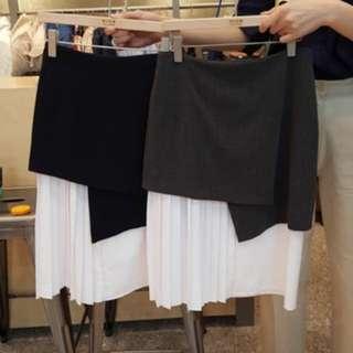 Made In Korea Layer Skirt