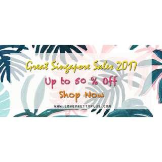 Great Singapore Sales 2017