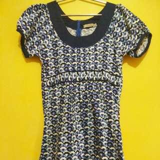 Juana Blue Dress