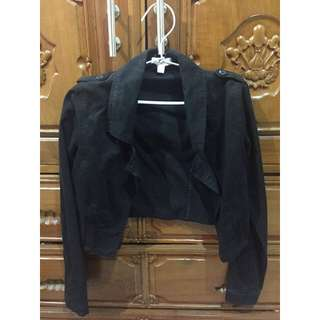 Crop Blazer Cotton On