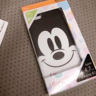 🚚 日本iphone6/6s米奇軟殼