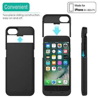MOKO BATTERY CASE FOR IPHONE
