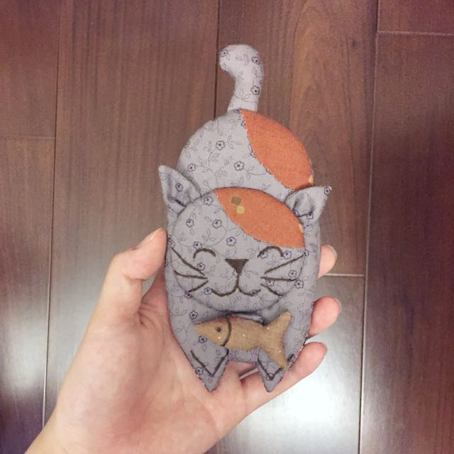 🐱可愛貓咪鑰匙包