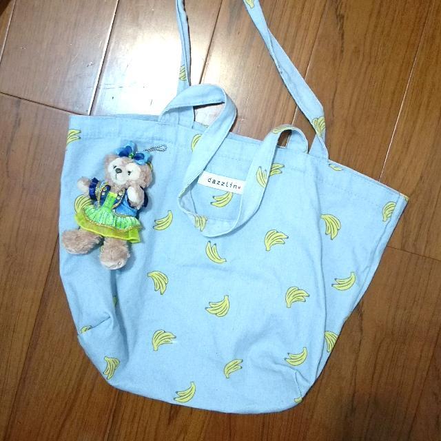香蕉手提包