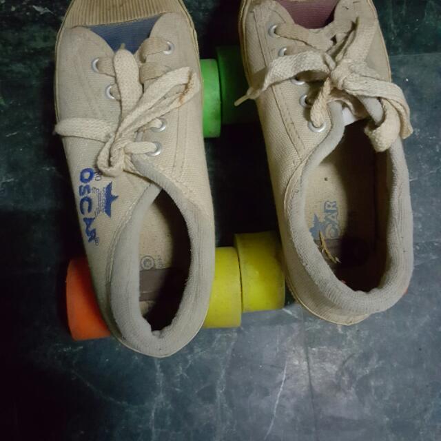 古董四輪溜冰鞋