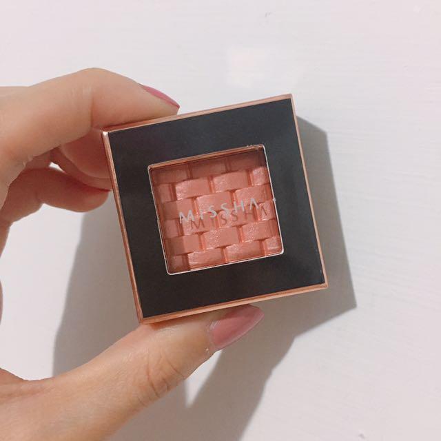全新 韓國 MISSHA義想曲晶燦 編織眼影 義大利訂製款 2 5 6