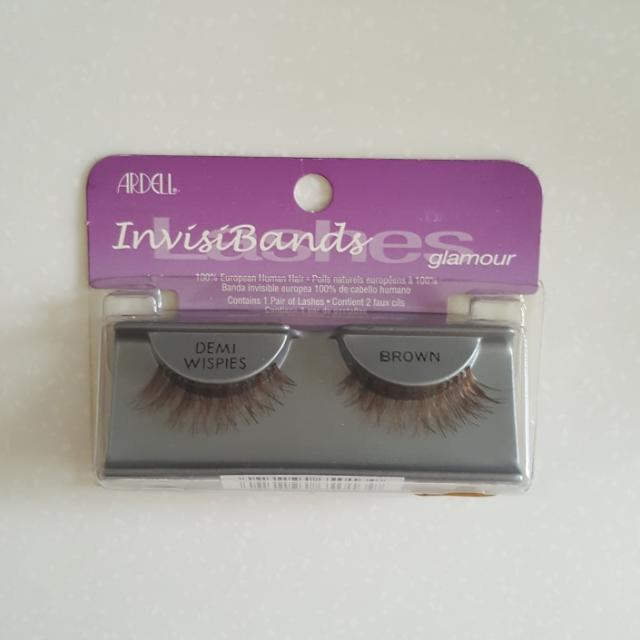 bdf2a53a447 Ardell InvisiBands (Glamour) Demi Wispies - Brown, Health & Beauty ...