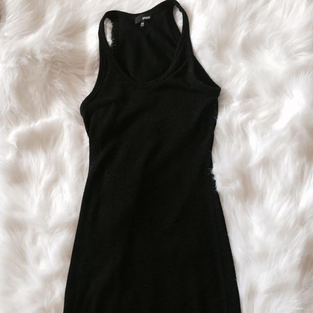 aritzia wilfred yasmin dress