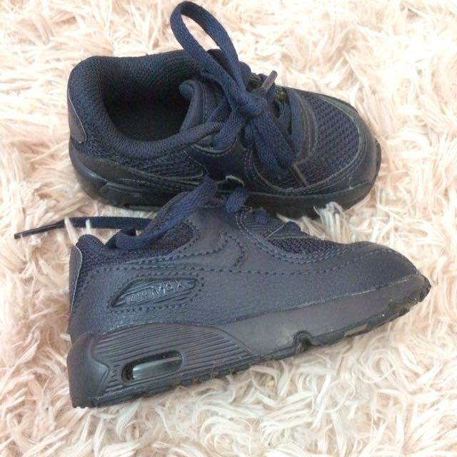 Authentic Air Max Navy Blue