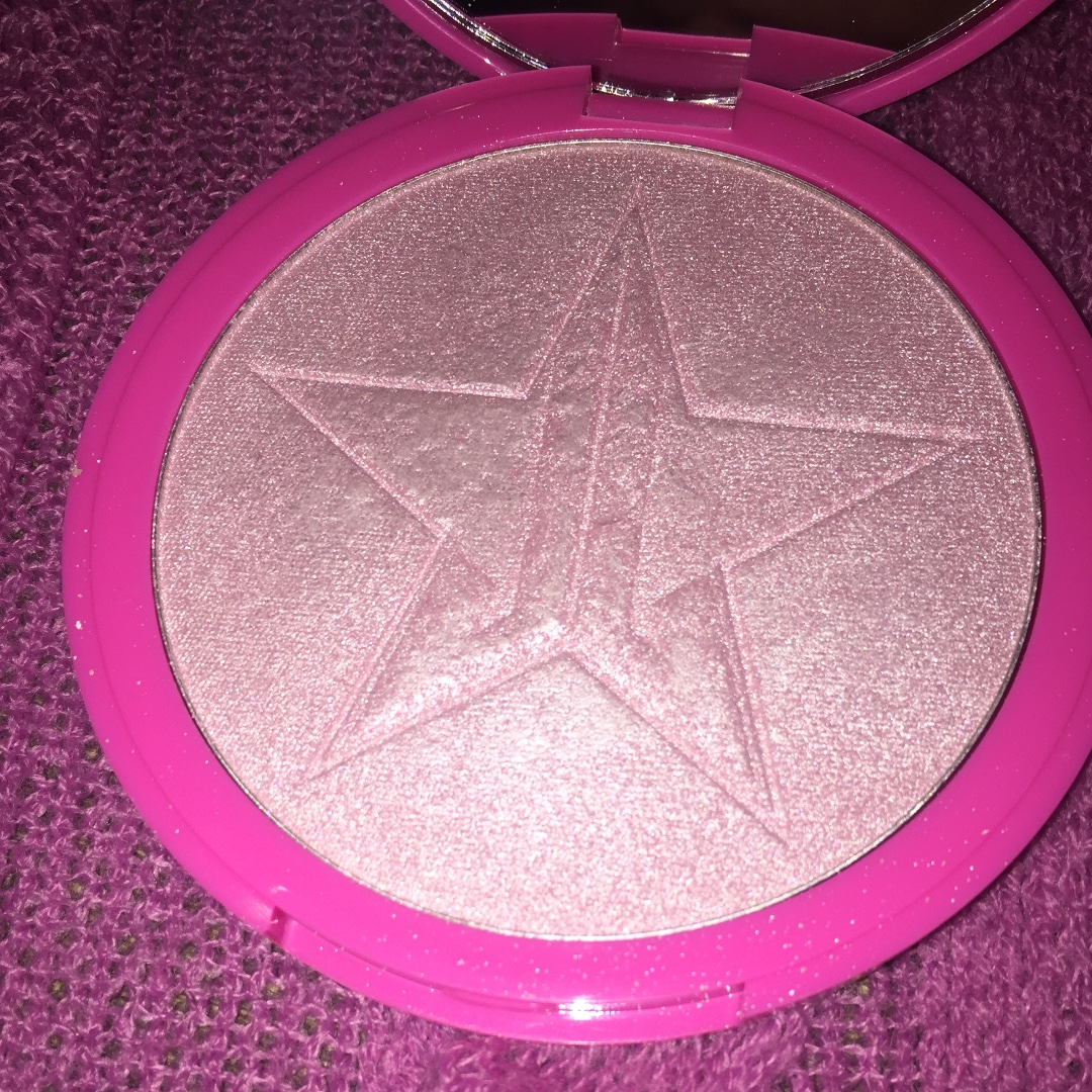 Authentic Jeffree Star Princess Cut Skin Frost Highlighter