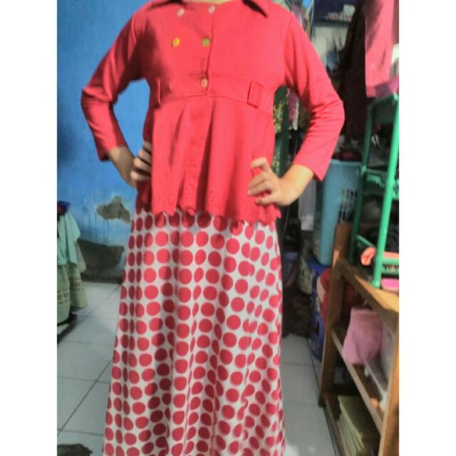 Baju Muslim Anak 3