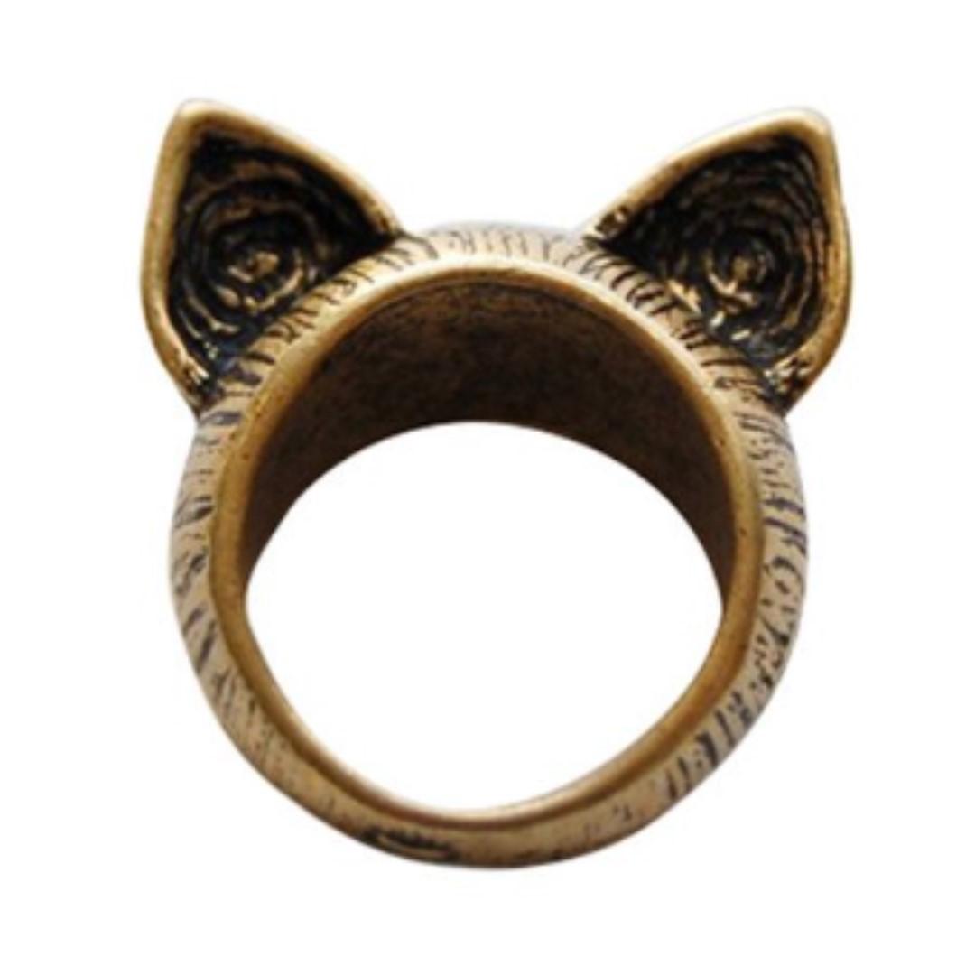Bengal Cat Ring