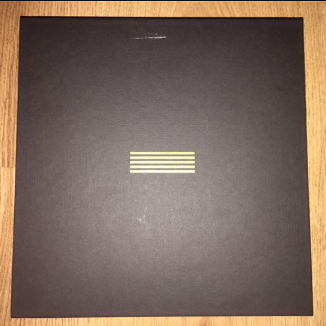 BIG BANG THE M.A.D.E Full Album