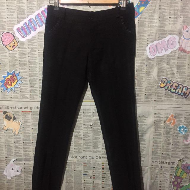 Black Slacks / Pants