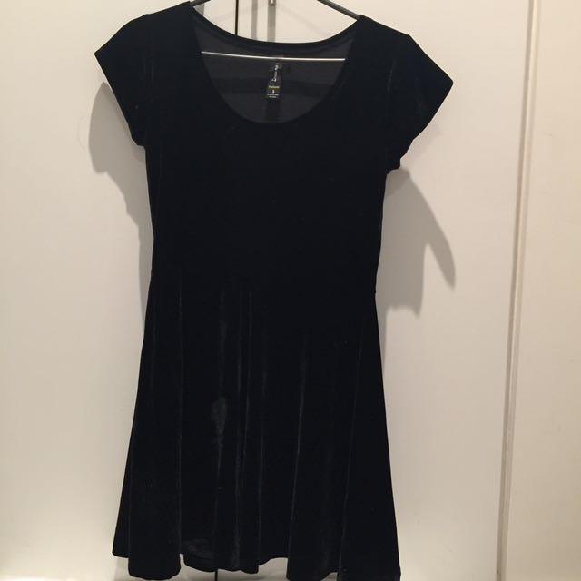 Black Valour Dress