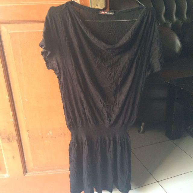 Blacky Midi Dress
