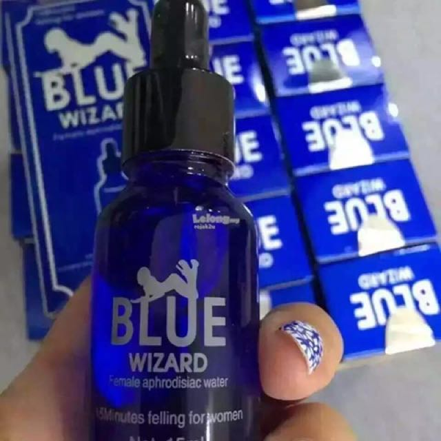 blue wizard health beauty skin bath body on carousell