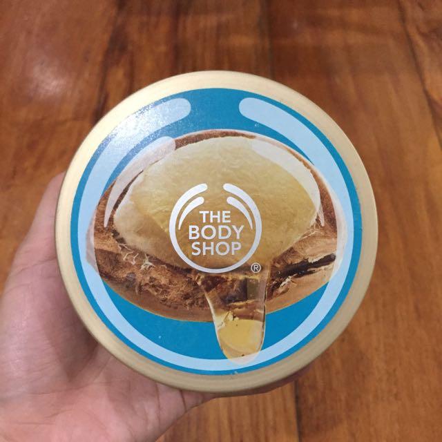 Body Shop Argan Oil Body Butter