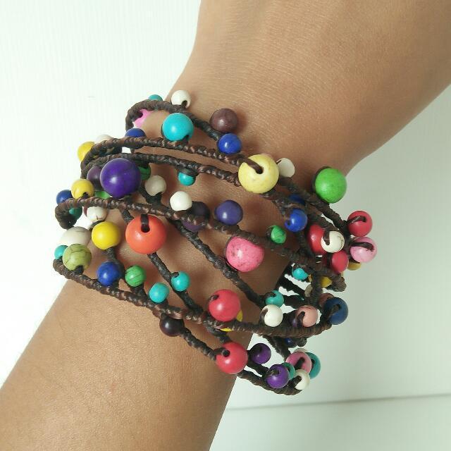 Bohemian Galaxy Bracelet