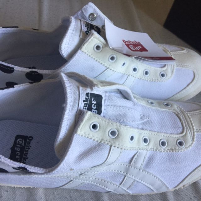 Re-priced SALE! Brand New Women's ONITSUKA Tiger Slip Ons