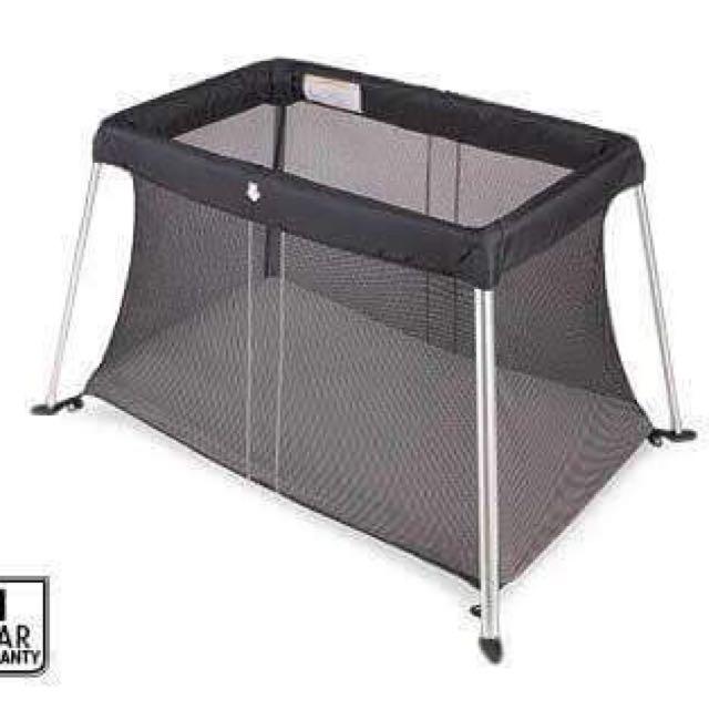 Bubstar Crib