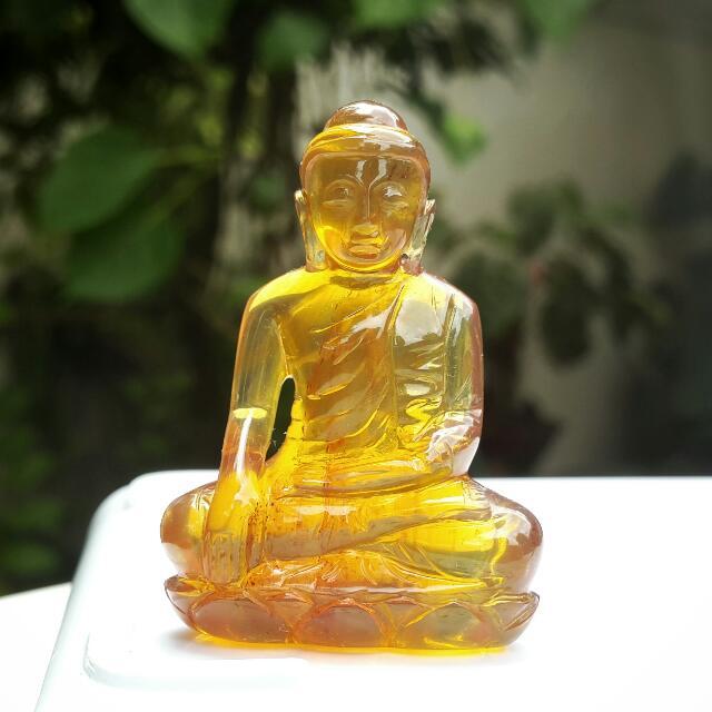 Electronic Recruitment Application Era Myanmar: Burmite .. Myanmar Amber ... Buddha Craving, Vintage