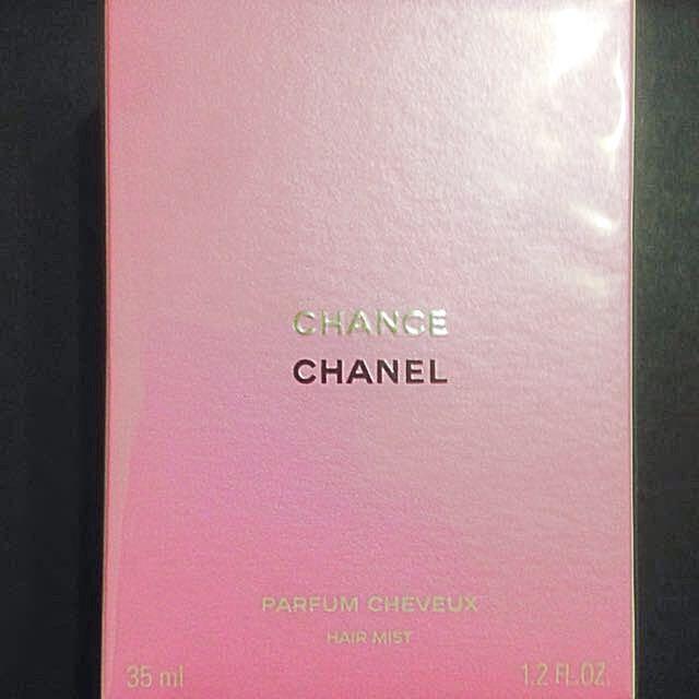 Chanel Chance隔離髮香霧 35ml。髮香噴霧