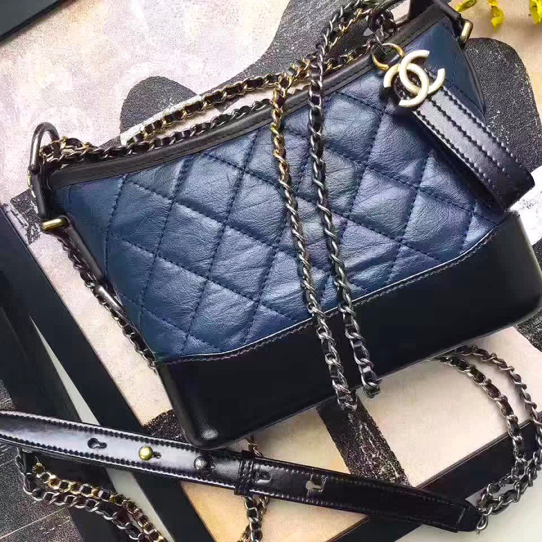 13e36c72fe8d86 Chanel Gabrielle Small Hobo Bag, Luxury, Bags & Wallets on Carousell