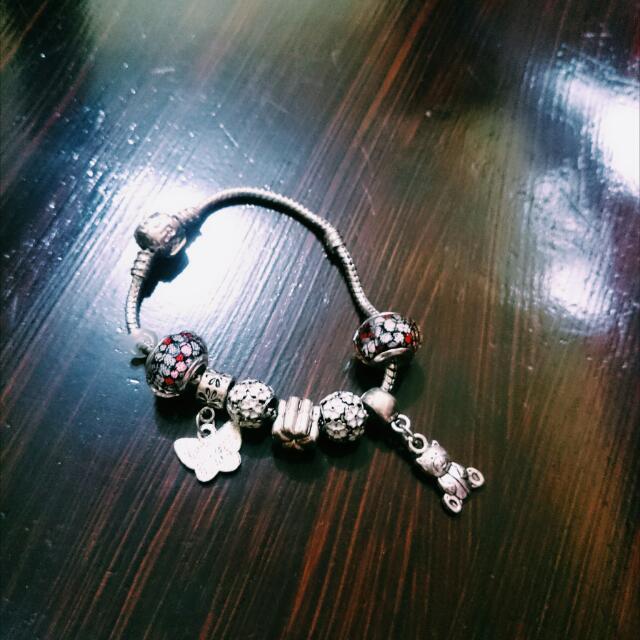 Charm Bracelet From Vietnam 🐰