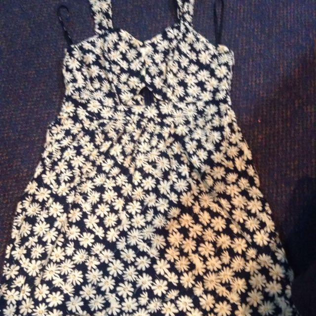 Chic A Booti Sunflower Dress
