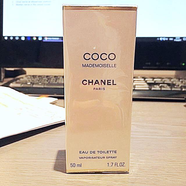 Coco Mademoiselle Chanel Eau De Toilette