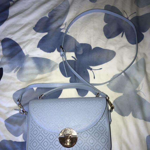 Colette Blue Handbag