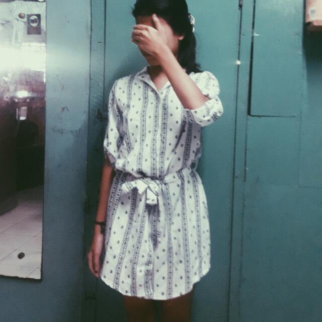 Corinthian Dress