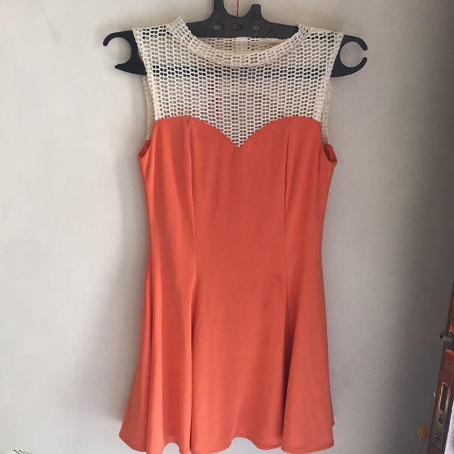 Cute Midi Dress by Niko ( The Goods Dept)