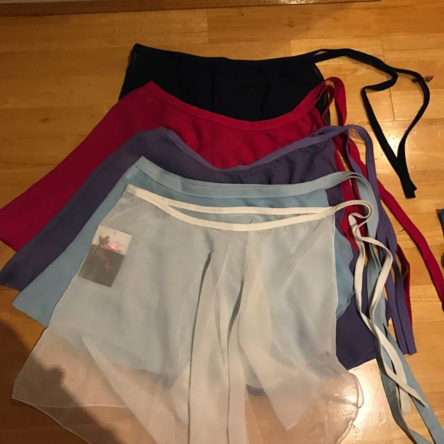 Dance Wear Skirts Leotards
