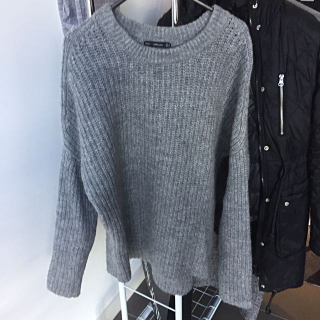 Deluxe Knit Top With Mohair