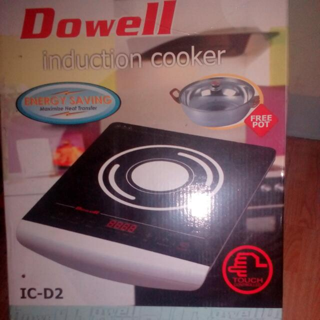 Dowell Saving Energy Induction Cooker