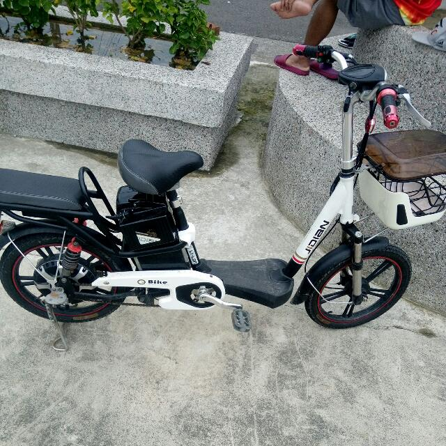 Ebike verygood Running Condition no Issue new Battery can Run Up To 25-35 Kph