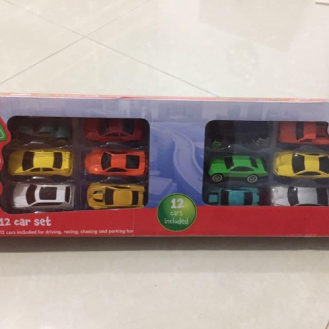 ELC Big City Road 12 Car Set